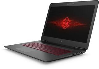 """17.3"""" Ноутбук HP Omen 17-w012ur черный"""