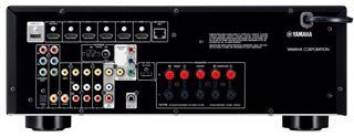 AV-ресивер  Yamaha RX-V477