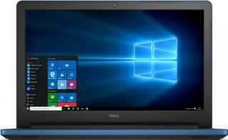 """15.6"""" Ноутбук DELL Inspiron 5558-8849 синий"""