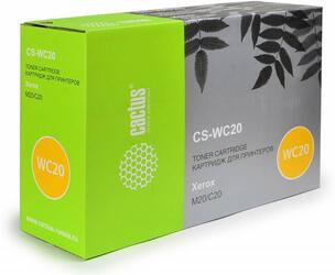 Картридж лазерный Cactus CS-WC20