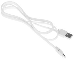 Кабель Remax Breathe Micro-USB USB - micro USB белый