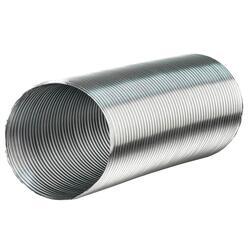 Воздуховод Ду 120*3,0 м алюмин
