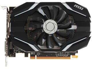 Видеокарта MSI AMD Radeon RX 460 OC [RX 460 4G OC]