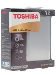 "2.5"" Внешний HDD Toshiba Canvio Slim [HDTD210ES3EA]"