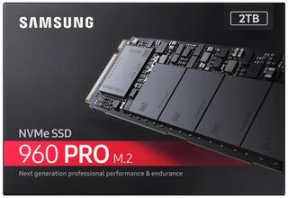 2048 ГБ SSD M.2 накопитель Samsung 960 PRO [MZ-V6P2T0BW]