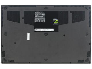 "15.6"" Ноутбук MSI GS63VR 6RF-048RU STEALTH PRO черный"