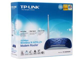 Маршрутизатор ADSL2+ TP-LINK TD W8950