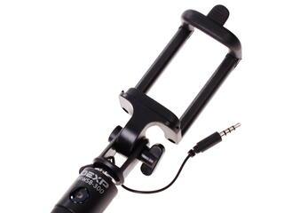 Монопод для селфи DEXP MWSB-300Sr черный