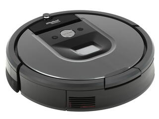 Пылесос-робот Irobot Roomba 960 черный