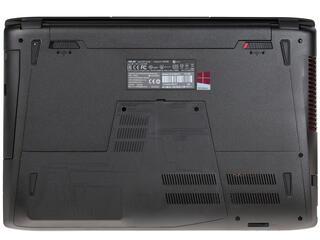 """15.6"""" Ноутбук ASUS ROG GL552VW-CN875T серый"""