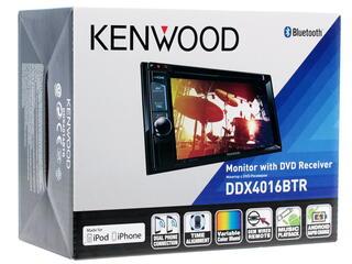 Автопроигрыватель Kenwood DDX-4016BTR