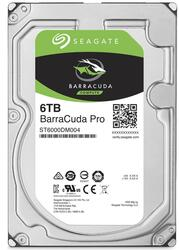 6 Тб Жесткий диск Seagate 7200 BarraCuda Pro [ST6000DM004]