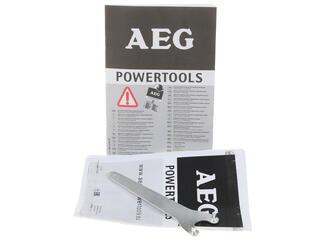 Углошлифовальная машина AEG WS 6-125