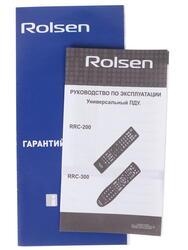 Пульт ДУ универсальный Rolsen RRC-200
