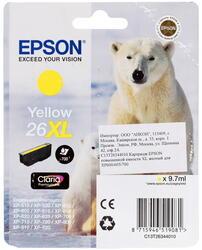Картридж струйный Epson T2634 (XL)