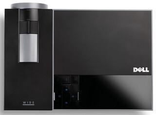 Проектор DELL 1610HD черный