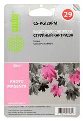 Картридж струйный Cactus CS-PGI29PM