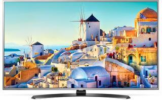"55"" (139 см)  LED-телевизор LG 55UH671V черный"