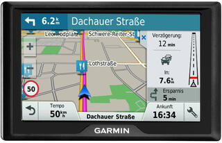 GPS навигатор Garmin Drive 60 RUS LMT