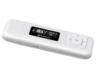MP3 плеер Transcend T.sonic MP330 белый