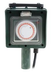 Удлинитель силовой Эра UT-2e-10m-IP44 зеленый