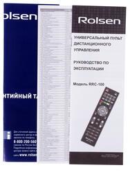 Пульт ДУ универсальный Rolsen RRC-100