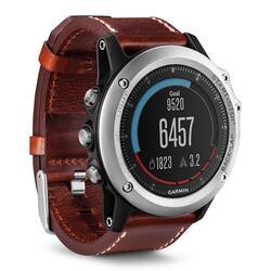 Спортивные часы Garmin fenix 3  серебристый