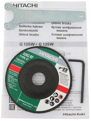 Углошлифовальная машина Hitachi G12SW-NS