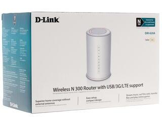 Маршрутизатор D-Link DIR-620A