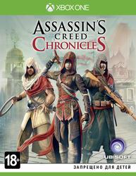 Игра для Xbox One Assassin's Creed Chronicles: Трилогия Стандартное издание