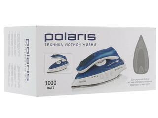 Утюг Polaris PIR 1004T синий