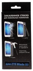 "5"" Защитное стекло для смартфона ZTE Blade X5"