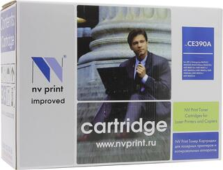Картридж лазерный NV Print CE390A