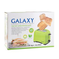 Тостер Galaxy GL 2903 зеленый