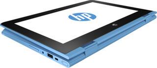 """11.6"""" Ноутбук HP Stream x360 11-aa000ur синий"""