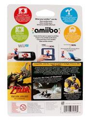 Фигурка персонажа Amiibo Link Wolf