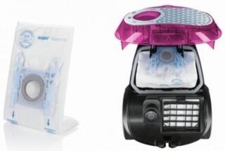Пылесос Bosch BGL252101 розовый