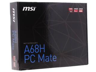 Материнская плата MSI A68H PC MATE