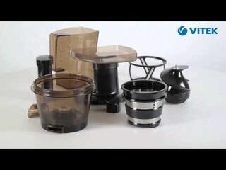 Соковыжималка VITEK VT-1608 черный