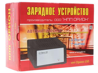 Зарядное устройство НПП Орион-150
