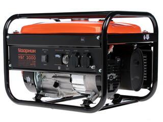 Бензиновый электрогенератор Ударник УБГ 3000