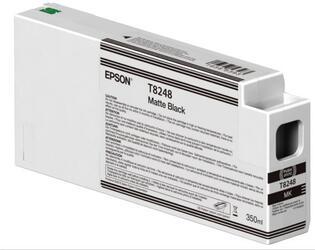 Картридж Epson T8248 повышенной емкости для SureColor SC-P6000/P7000/P7000V/P8000/P9000/P9000V (Черный) для печати на ма