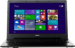 """15.6"""" Ноутбук DEXP Aquilon O109 черный"""