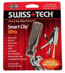Мультитул Swiss+Tech Smart Clip