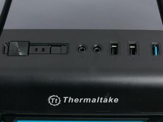 Корпус Thermaltake Versa N23 черный