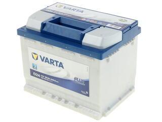 Автомобильный аккумулятор Varta Blue Dynamic D24