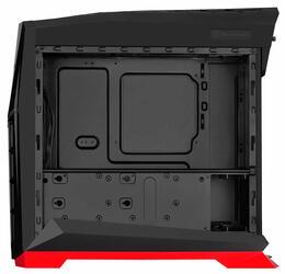 Корпус SilverStone Raven RVX01 [SST-RVX01BR-W] черный