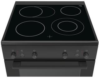 Электрическая плита BOSCH HCA 624260R черный