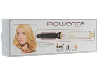 Фен-щетка Rowenta CF 3910 F0 белый