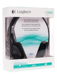 Наушники Logitech H340